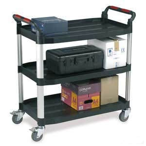 WHTT3SL 3 Shelf Large Trolley