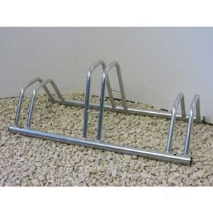3 Section Jumbo Cycle Racks