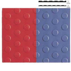 Flexi dot colour swatch & thickness