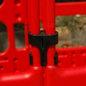 Interlocking Clamp for added stability
