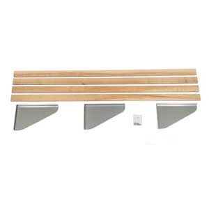 Classic Cantilever Bench - Kit Form