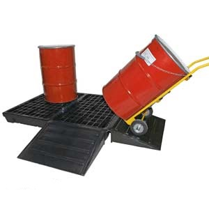 EVO Spill Pallet With Ramp