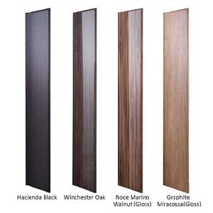 Available End Panel Colours
