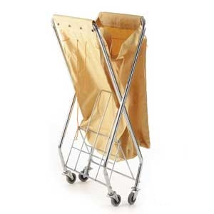 HI552Y Laundry Trolley Folded