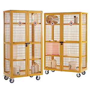 Hazardous Boxwell Trolleys