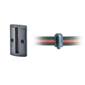 Wall Clip & Belt Link For TRAFFIC-LINE Belt Barrier Posts