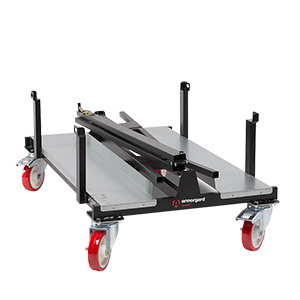 LoadAll Board Trolley LA1000 - Folded
