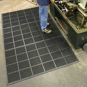 Rubber High Duty Floor Mats