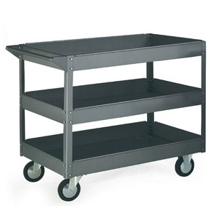 WI203Y Three Tier Trolley