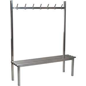 All Stainless Steel Single Sided Bench