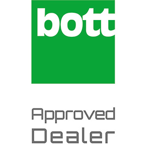 Bott Approved Dealer
