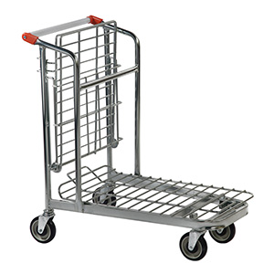 Nestable Stock/Cash & Carry Trolley