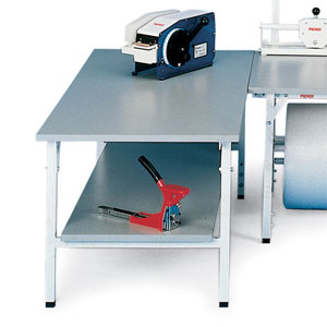 Packing<br /> Station Table height adjustable