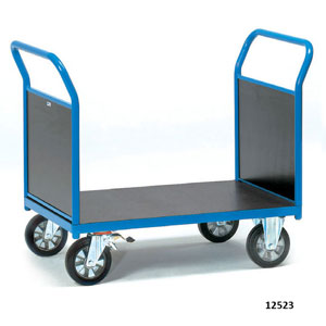 H/D Platform Trolleys Double Ends 1200kg capacity