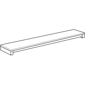 Upper<br /> Shelves for BA/BC/BQ/BS Workbenches