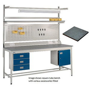 General<br /> Purpose BQ Workbench with Lino Top