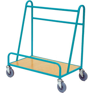 Ply Deck Board Trolley 200kg capacity