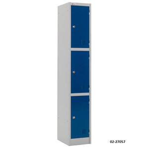 Express Atlas 3 door Locker
