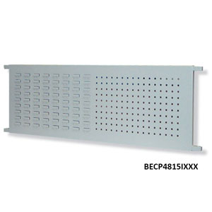 Louvre<br /> Panel Back with Peg Board for BA/BC/BQ/BS<br /> Workbenches