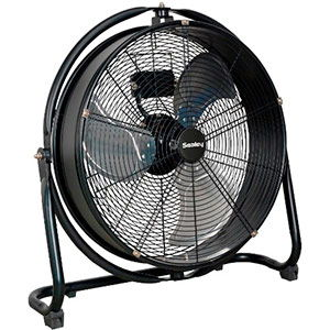 Sealey 20″ Industrial High Velocity Drum Fan