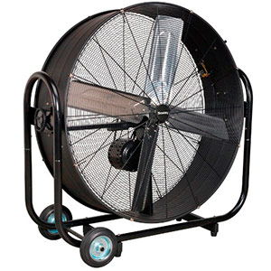 Sealey 42″ Industrial High Velocity Drum Fan