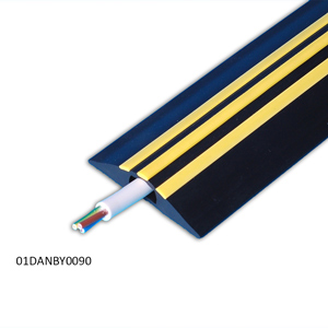 9m Hazard<br /> Identification Cable Covers - Red or Yellow<br /> Stripes