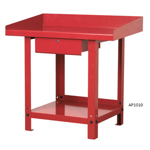 Sealey<br /> Steel Workbenches With Drawer & Lower Shelf