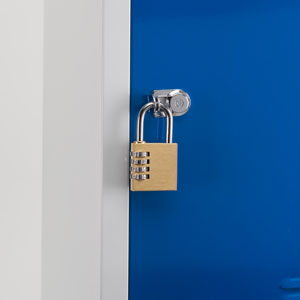 Swivel Catch lock option for use with padlock (padlock not supplied)