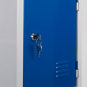 Standard Key Lock (supplied with 2 keys)