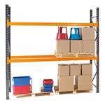 2250mm wide Pallet Racking Bays