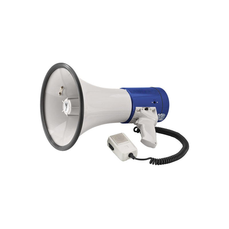 25w Megaphone with Hand Held Microphone
