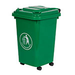 30L Wheeled Bin in 4 Colours
