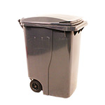 360L Wheelie Bins in 5 Colours