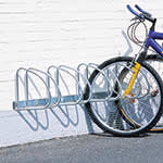 4 Cycle Wall Racks