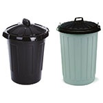Lightweight Dustbins 80L & 90L