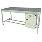 840mm High Open Mailroom Workbench