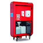 Armorgard Sanistation Pro Mobile Hand Sanitising Stations