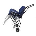 Chair Trolley for Stacking Chairs