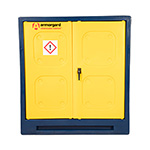 Armorgard ChemCube Plastic Chemical Storage Cabinet