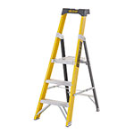 Climb-it Glass Fibre Platform Stepladder