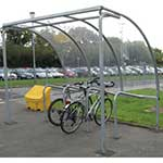 Complete Cycle Shelter