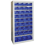 Container Storage Cupboards with or without Doors