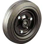 Cushion Tyre Wheels with Steel centres upto 400kg capacity