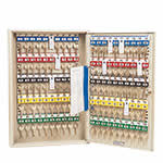 Deep Key Cabinet for 50-200 Keys