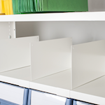 Delta Plus Shelving Dividers