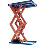 Double Vertical Scissor Lifts 200kg to 3,000kg capacity