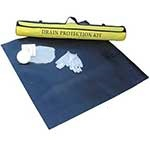 Drain Protection Kit Complete with Weatherproof Holdall