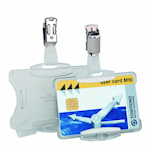 Durable Security ID Pass Holder