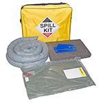 50L Emergency Spill Kit with Drain Cover