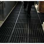 Fatigue-Step Modular Anti-Fatigue Matting